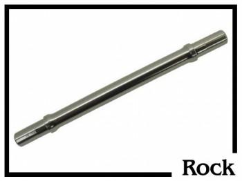 """HR-Achse 26"""" Rockman - Aluminium"""