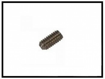 Ersatzstift für Plattform Pedale M4x6mm - Edelstahl