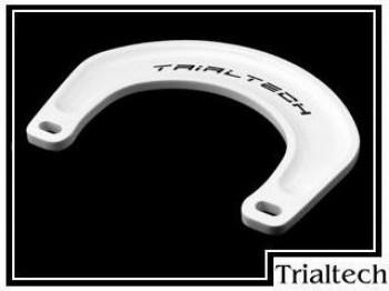 Brake Booster Trialtech Aluminium 2-Loch - weiß