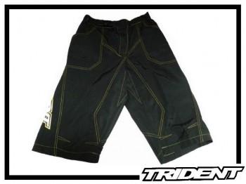 Short Trident - schwarz/gelb