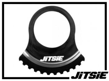 Rock Ring Jitsie 18 Z. - schwarz