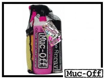 Muc-Off Race Kit 4-teilig
