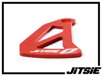 Bremsscheibenschutz Jitsie - rot