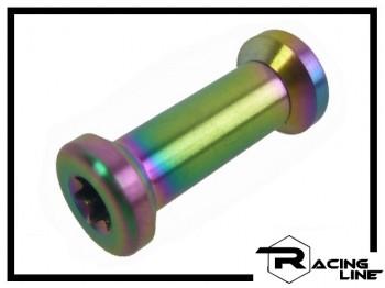 Racing Line Hebellagerhülse Titan - rainbow