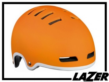 Helm Lazer Amor - orange - L
