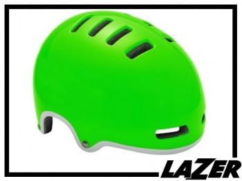 Helm Lazer Amor - leuchtgrün - L