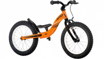 "Kinder Laufrad 14"" Monty 202 - orange"