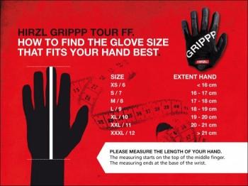 Handschuhe Hirzl Grippp Light FF
