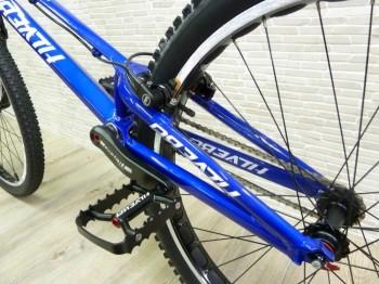 """Trial Bike 26"""" Breath Tomorrow HS - blau"""