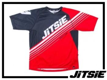 Jersey Jitsie Airtime kurzarm - 2016 - rot