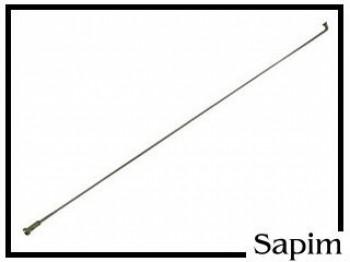 """Speiche Sapim Race 24"""" silber"""