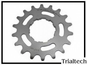 Ritzel Singlespeed Trialtech 17 Z.