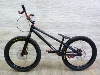 "Trial Bike 24"" Czar Streettrials - schwarz - 2016"