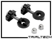 Kettenspanner Trialtech mit Schraube