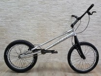 "Trial Bike 20"" Breath Yes HS - silber"