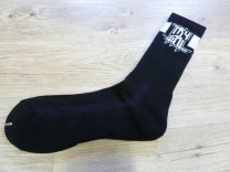 Socken Try All - schwarz - lang - Gr. 35-38