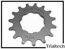 Ritzel Singlespeed Trialtech 16 Z.