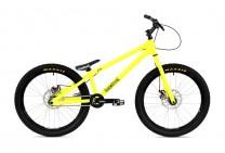 "Bike 24"" Inspired Flow Plus - neongelb"