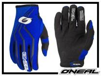 Kinderhandschuhe Oneal Element V2 - dunkelblau