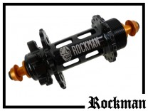 HR-Nabe Rockman Slot Hub 116mm disc (32 Loch)