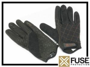 Handschuhe Fuse Prince - schwarz - S