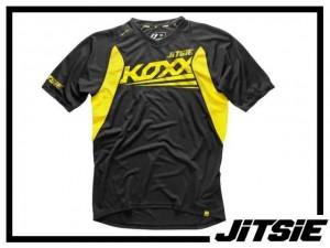 Jersey Jitsie Airtime kurzarm - Koxx