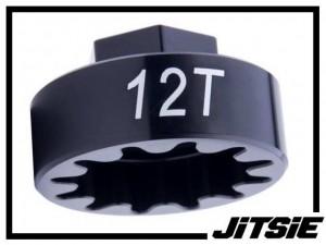 Jitsie Abzieher für Schraubritzel 12 Zähne