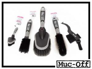 Muc-Off Premium Bürstenset 5-teilig