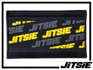 Kettenstrebenschutz Jitsie - schwarz/gelb