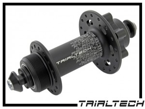 HR-Nabe Trialtech Sport Lite 116mm disc (32 Loch)