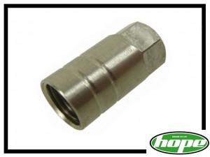 Hope Überwurfschraube für 6mm Stahlflexleitung