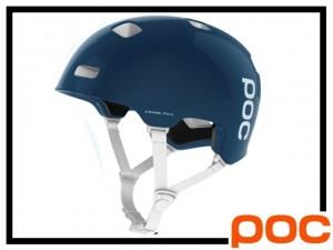Helm POC Crane Pure - lead blue