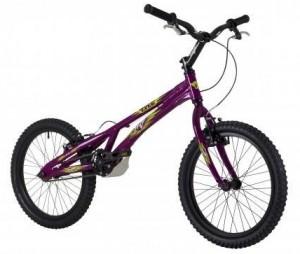 """Trial Bike 20"""" Onza Tyke - lila"""