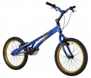 """Trial Bike 20"""" Onza Tyke - blau"""