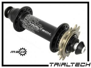 HR-Nabe Trialtech Sport Lite M30 116mm non-disc (32 Loch) 12 Z.