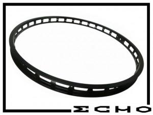 "VR-Felge 26"" Echo SL 38mm (32 Loch) - schwarz"