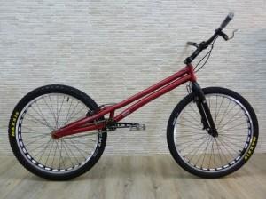 """Trial Bike 26"""" GU Ti - rot - 2015"""