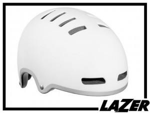 Helm Lazor Amor - mattweiß - L
