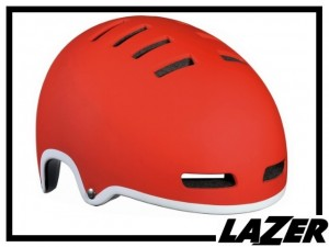 Helm Lazer Amor - rot - L