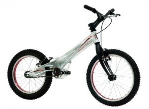 "Kinder Trial Bike 16"" Monty 205K"