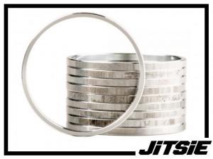 Spacer Jitsie 2,5mm für Schraubritzel