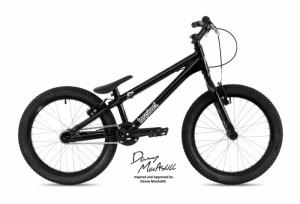 "Bike 20"" Inspired Flow Kid 2016 - schwarz"