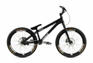 """Bike 24"""" Inspired Skye V3 2016 - schwarz"""