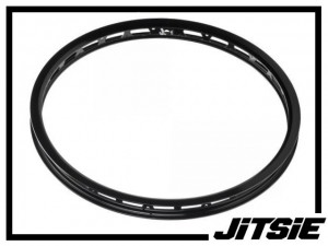 "VR-Felge 20"" Jitsie Single Wall 32mm (28 Loch) - schwarz"