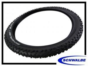 Reifen Schwalbe Black Jack 18 x 1.90