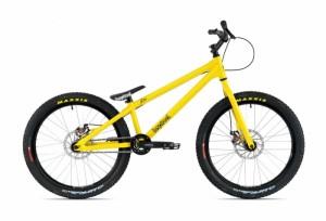 """Bike 24"""" Inspired Flow Plus 2016 - gelb"""