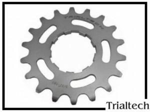 Ritzel Singlespeed Trialtech 18 Z.