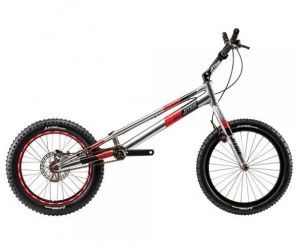 "Trial Bike 20"" Jitsie Varial 1010mm DISC/HS Race"