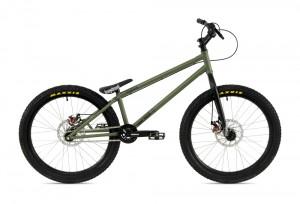 "Bike 24"" Inspired Arcade Fuse 2017 - grün"