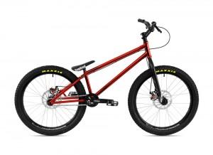 """Bike 24"""" Inspired Arcade Fuse - rot"""